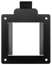 Iiyama VESA Mount Bracket (Black) for Small Form Factor PC/Media Player
