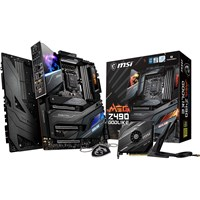 MSI MEG Z490 GODLIKE eATX Motherboard for Intel LGA1200 CPUs