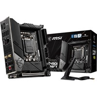 MSI MEG Z490I UNIFY ITX Motherboard for Intel LGA1200 CPUs