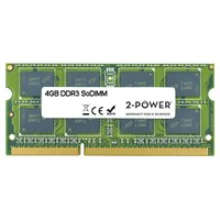 2-Power 4GB (1x4GB) 1600MHz DDR3 Memory