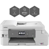 Brother MFC-J1300DW (A4) Multifunction Wireless Colour Inkjet Printer (Print/Copy/Scan/Fax) ALL IN BOX