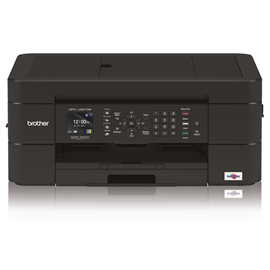 Brother MFC-J491DW 4-In-1 Colour Wireless Inkjet Printer