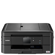 Brother MFC-J680DW A4 Compact Inkjet All-in-One Printer