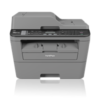 Brother MFC-L2700DN (A4) Mono Multifunction Laser Printer 24ppm Mono 2400 x 600 dpi Print 1 Year Warranty