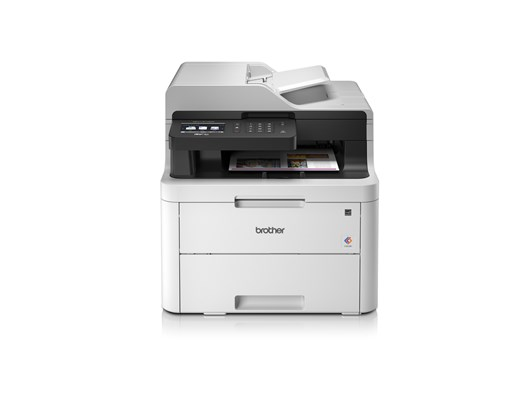 Brother MFC-l3710CW (A4) Wireless Multifunction Colour LED Laser Printer (Print/Copy/Scan/Fax)