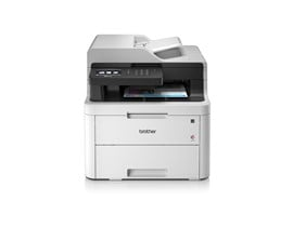 Brother MFC-L3730CDN (A4) Multifunction Colour LED Laser Printer (Print/Copy/Scan/Fax) Network Ready