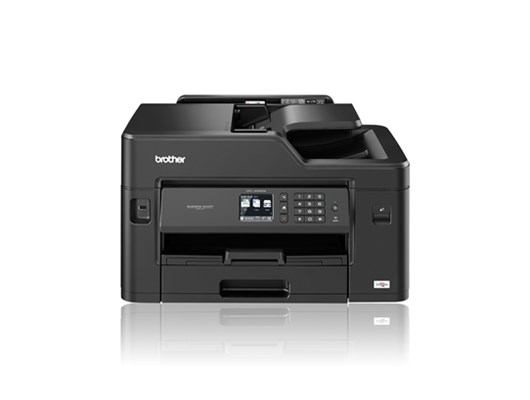 Bundle: Brother MFC-J5330DW (A3) Colour Multifunction Inkjet Printer (Print/Copy/Scan/Fax) + Brother BP60PA3 (A3) Inkjet Paper (250 Sheets)