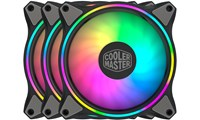 Cooler Master MasterFan MF120 Halo 3-in-1 120mm Chassis Fan Kit