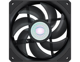 Cooler Master SickleFlow 120 Black 120mm Chassis Fan
