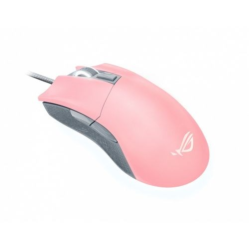 9d3af0439f1 Asus ROG Gladius II Origin RGB Gaming Mouse 12000 DPI in Pink ...