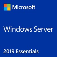 Microsoft Windows Server 2019 Essentials 64-bit OEM DVD for 1-2 CPUs