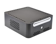 Powercool Q5 Mini-ITX Black Aluminium Chassis