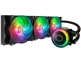 Cooler Master MasterLiquid ML360R RGB AIO Liquid CPU Cooler