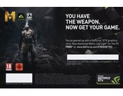 Metro: Last Light - PC Game Download Voucher