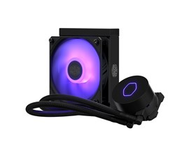 Cooler Master MasterLiquid ML120L RGB V2 120mm AiO Liquid CPU Cooler