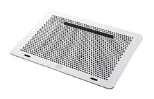Cooler Master MasterNotepal Portable Premium USB Laptop Aluminum Cooling Pad (Silver)