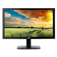 Acer KA240HQ 23.6 inch LED 1ms Monitor - Full HD, 1ms, HDMI, DVI