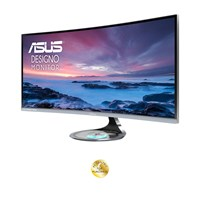 ASUS Designo MX34VQ 34 inch LED Curved Monitor - 3440 x 1440, 4ms