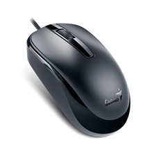 Genius DX-120 Black USB Full Size Optical Mouse