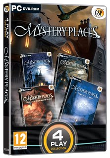 """4 Play - Mystery Places Collection"""