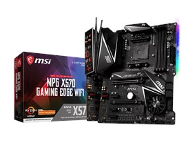 MSI MPG X570 GAMING EDGE WIFI AMD Motherboard