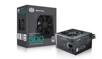 Cooler Master MasterWatt Lite 230V 500W Power Supply 80 Plus