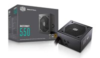 Cooler Master MasterWatt 550W Modular Power Supply 80 Plus Bronze