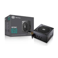 Cooler Master MasterWatt 650W Modular Power Supply 80 Plus Bronze
