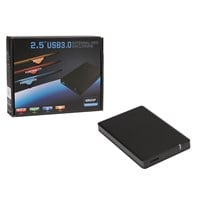 Generic Toolless USB 3.0 HDD Enclosure for 2.5 inch SATA Hard Drives