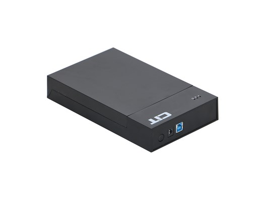 CiT USB 3.0 SATA Hard Drive Enclosure for 3.5 inch Drives