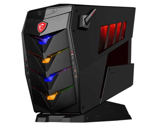 MSI Aegis 3 8th Gaming PC, Intel Core i5, 8GB, 1TB