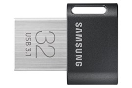 Samsung FIT Plus 32GB USB 3.0 Drive (Black)