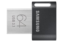 Samsung FIT Plus 64GB USB 3.0 Drive (Black)