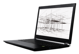 "PNY PrevailPro P3000 15.6"" 1TB Core i7 Workstation"