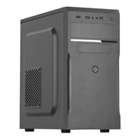 CiT MX-A05 Mid Tower Case - Black USB 3.0