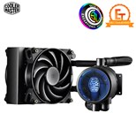 Cooler Master MasterLiquid Pro 120 Blue LED CPU Liquid Cooler Kit
