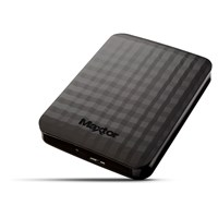 Maxtor By Seagate M3 2TB Mobile External Hard Drive in Black