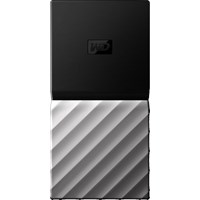 Western Digital My Passport SSD 256GB Mobile External Solid State