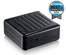 ASRock BeeBox Mini PC, Intel Celeron, 2GB, 32GB