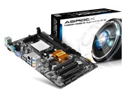 ASRock N68-GS4/USB3 FX AMD Socket AM3+ Motherboard