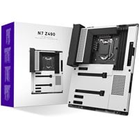 NZXT N7 Z490 ATX Motherboard for Intel LGA1200 CPUs