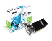 MSI NVIDIA GeForce GT 720 2GB Graphics Card