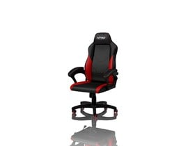 Nitro Concepts C100 Gaming Chair - Black/Red