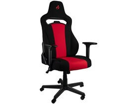 Nitro Concepts E250 Gaming Chair in Black and Red