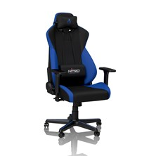 Nitro Concepts S300 Fabric Gaming Chair - Galactic Blue