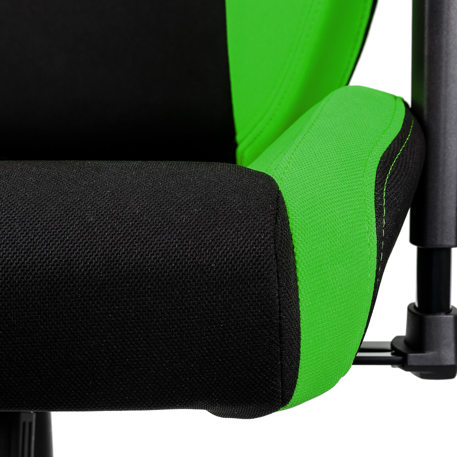 Admirable Nitro Concepts S300 Fabric Gaming Chair Atomic Green Nc Ibusinesslaw Wood Chair Design Ideas Ibusinesslaworg