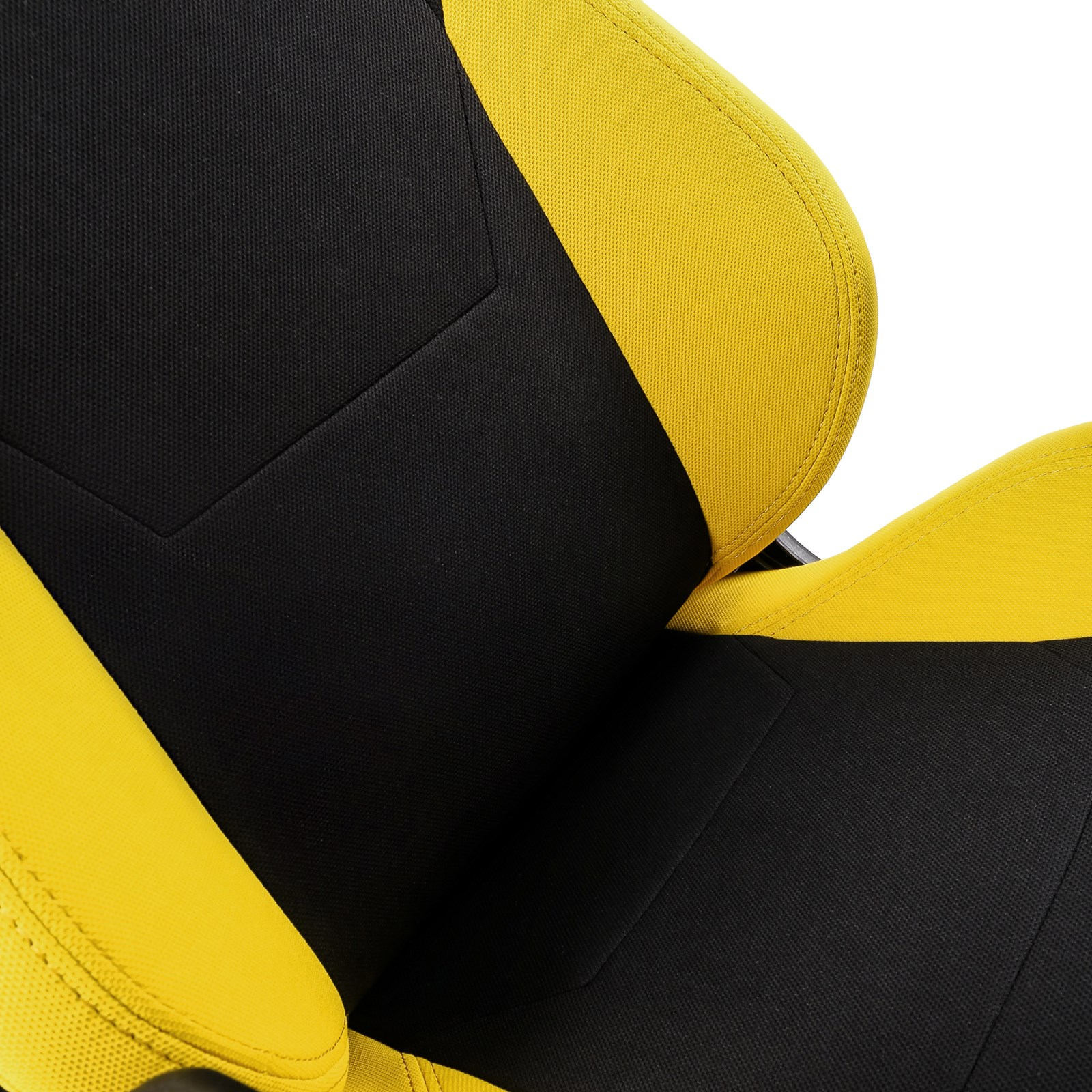 Nitro Concepts S300 Fabric Gaming Chair Astral Yellow