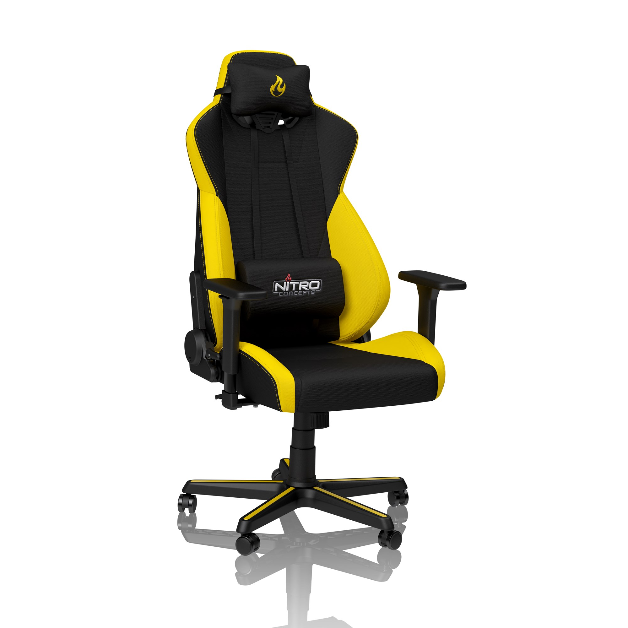 Nitro Concepts S300 Fabric Gaming Chair