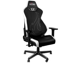 Nitro Concepts S300 EX Gaming Chair in Radiant White