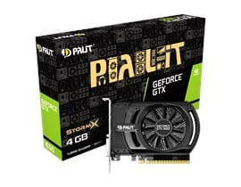 Palit GeForce GTX 1650 StormX 4GB Graphics Card